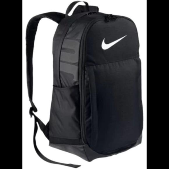 233bc9ab26a4 New Nike Brasilia XL Training Backpack Black